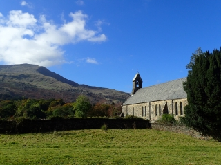 Church of Saint Mary, Beddgelert