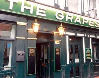 Grapes, Liverpool