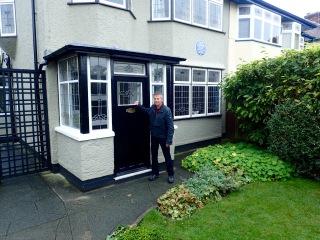 John Lennon's boyhood home, Liverpool