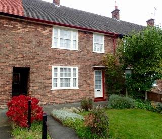 Paul McCartney's boyhood home, Liverpool