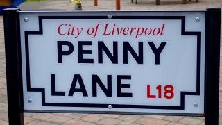 Penny Lane, Liverpool