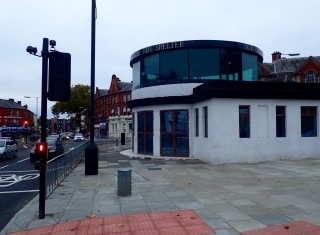 Penny Lane Roundabout, Liverpool
