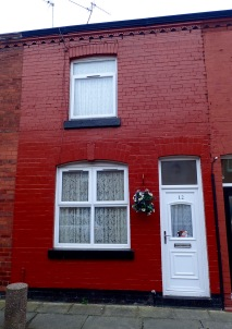 George Harrison's birthplace, Liverpool
