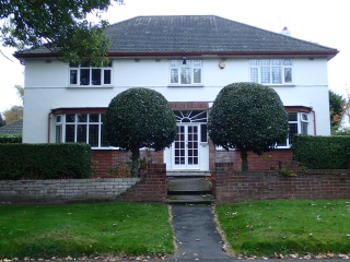 Brian Epstein's family home, Liverpool