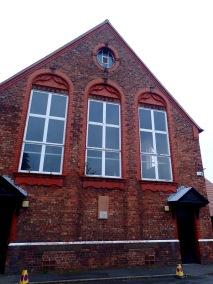 Saint Peter's Parish Church Hall, Liverpool