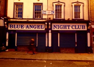 Blue Angel, Liverpool