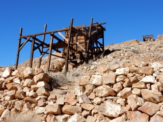 Eureka Mine, Death Valley