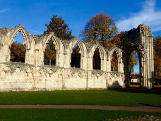Saint Mary's Abbey, York