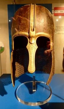 Coppergate Helmet, York