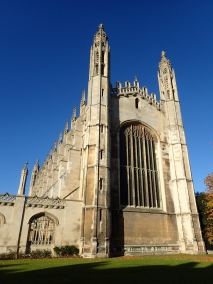 King's Chapel, Cambridge