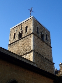 Saxon Tower, Cambridge