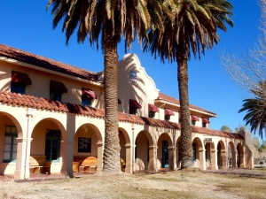 Kelso Depot, Mojave National Preserve CA