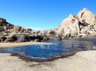 Barker Dam, Joshua Tree National Park CA