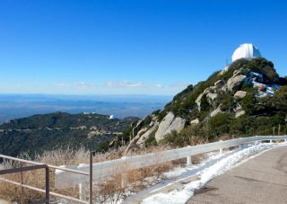 Kitt Peak National Observatory AZ