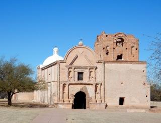 Mission San José de Tumacácori AZ