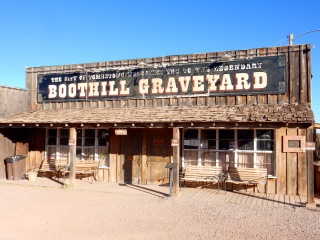 Boot Hill Graveyard, Tombstone AZ