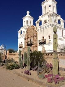 Mission San Xavier del Bac AZ