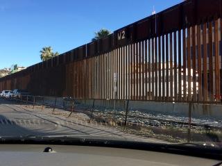 Wall, Nogales AZ