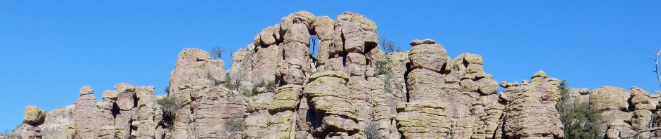 Chiricahua National Monument AZ