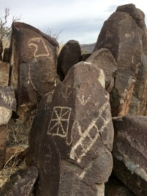 Three Rivers Petroglyph Site NM