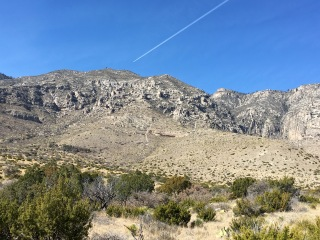 Guadalupe Mountains National Park NM