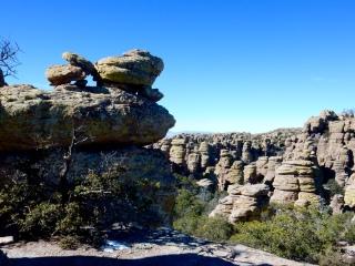 Chiricahua National Monument AZ