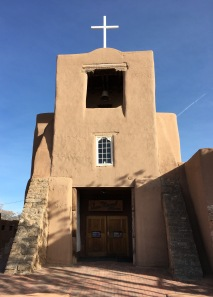 San Miguel Mission, Santa Fe NM