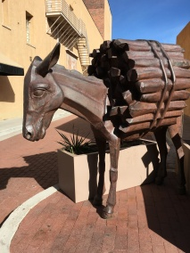 Burro Alley, Santa Fe NM