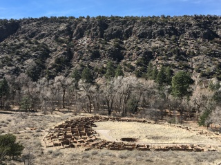 Bandelier National Monument NM