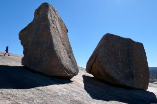 Enchanted Rock TX