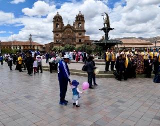 Plaza de Armas, Cusco PE