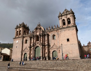 Cusco Cathedral PE