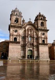 Iglesia de La Compañía de Jesús, Cusco PE