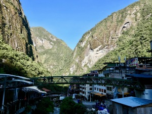 Aguas Calientes PE