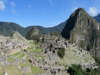 Machu Picchu PE