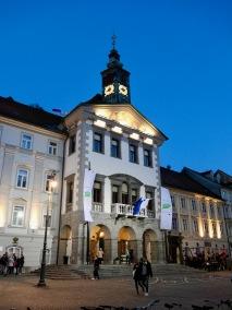 Town Hall, Ljubljana SL