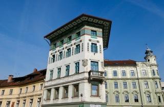 Hauptmann House, Ljubljana SL