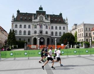 Threesomes Run, Ljubljana SL