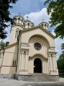 Serbian Orthodox Church of Saints Cyril and Methodius, Ljubljana SL