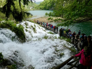 Plitvice Lakes HR