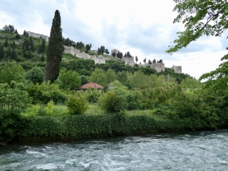 Ottoman fortress, Blagaj BH