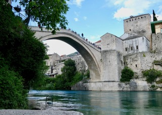 Old Bridge, Mostar BH