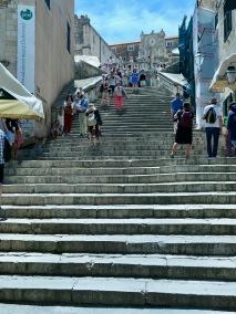 Jesuit Staircase, Dubrovnik HR