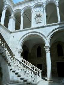 Rector's Palace, Dubrovnik HR
