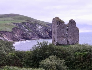 Minard Castle, Dingle Way IE