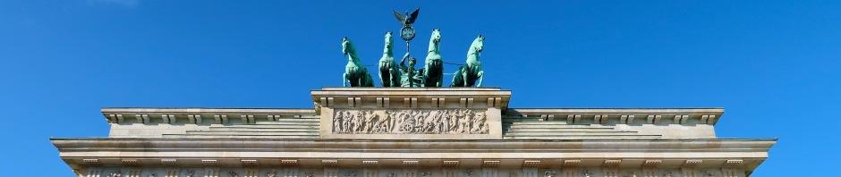 Brandenburg Gate DE