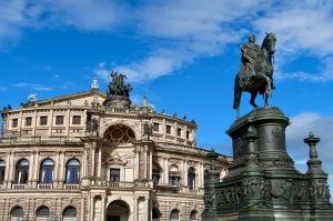 Semperoper, Dresden DE
