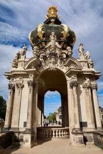 Zwinger, Dresden DE