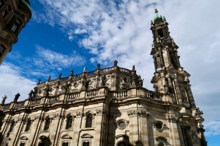 Catholic Church of the Royal Court, Dresden DE