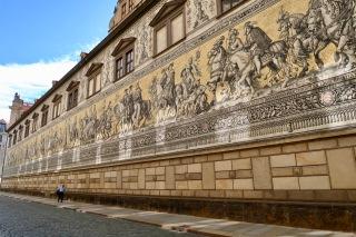 Procession of Princes, Dresden DE